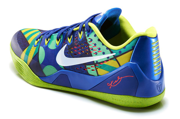 best cheap dab10 ca8c3 Nike Kobe 9 EM  Game Royal  - Official Look + Release Info 3 ...