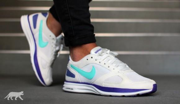 Nike Lunarspeed Mariah PR White Purple-Teal - WearTesters 68010340c