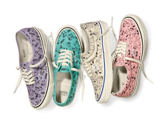 08baab5593b7b9 Vans Vault x Peanuts Fall 2014 Collection - WearTesters