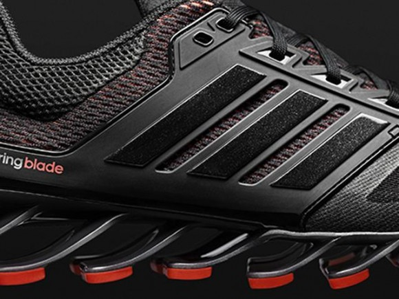 best sneakers 90e54 3daf0 adidas Officially Unveils Springblade Drive 10