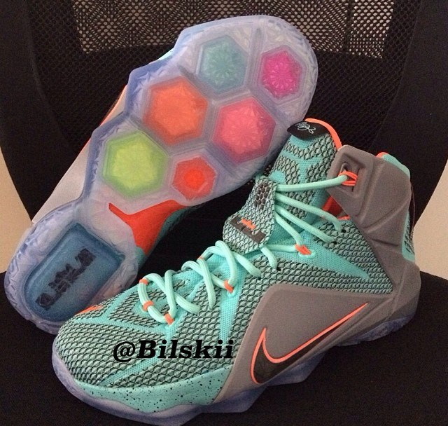 1a5129fb5ca Nike LeBron 12 - New Images - WearTesters