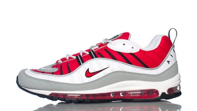 """0570580870d Nike Air Max 98 """"Red"""" Available Now!"""