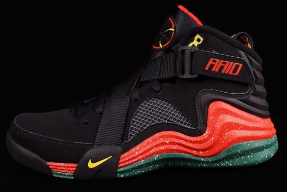 Nike Lunar Air Raid