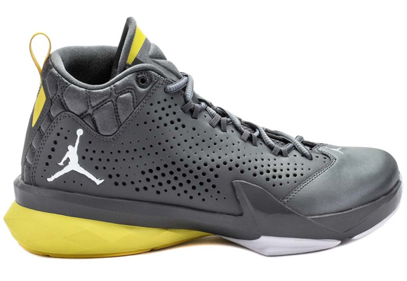 Jordan Flight Time 14.5 Cool Grey/ Yellow - Available Now ...