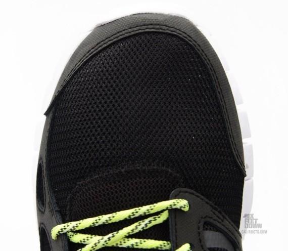 cb73eb38628f Nike Free Run 2 EXT Black Volt - WearTesters