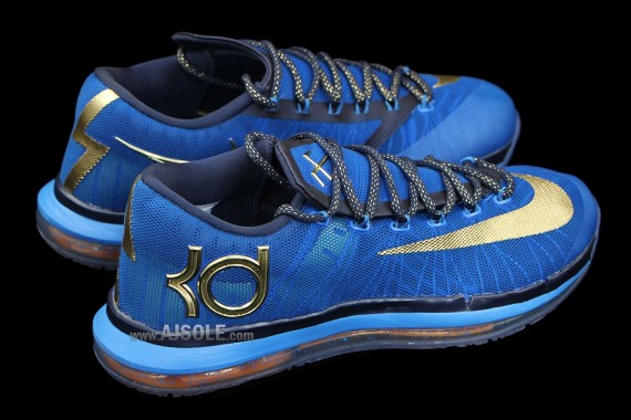053576ecbb23 Nike KD 6 Elite  Supremacy  - First Look and Release Info - WearTesters
