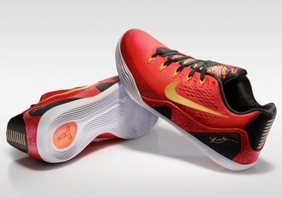 288a27fe8342 Nike Kobe 9 EM  China  - Up Close   Personal - WearTesters