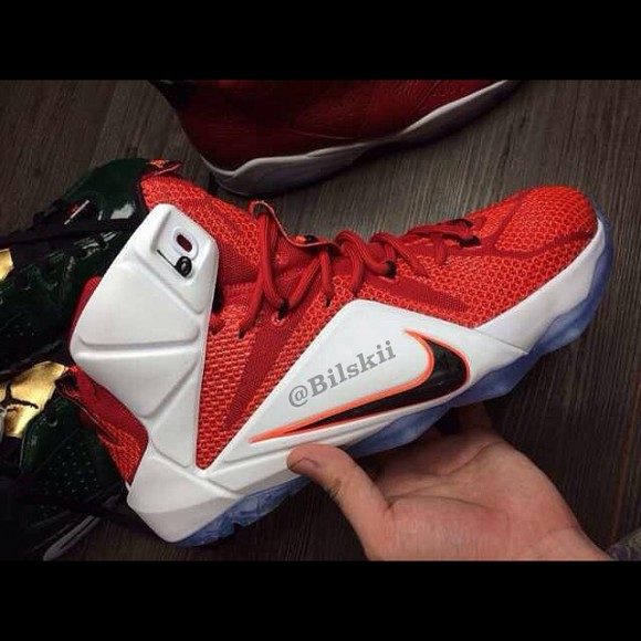 f13914e86f57 Nike LeBron 12  Lion Heart  - Another Look - WearTesters