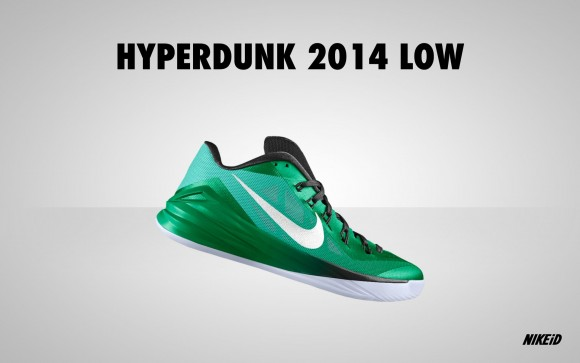 hyperdunk low 4. via nike