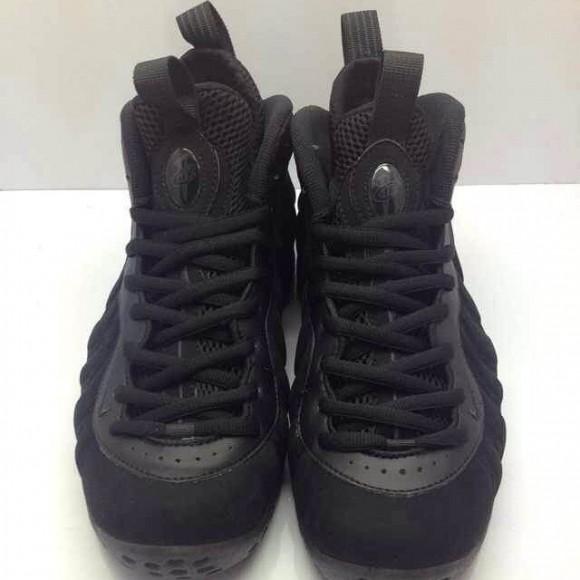 9cd4d2dea1b nike-air-foamposite-one-black-suede-02 - WearTesters