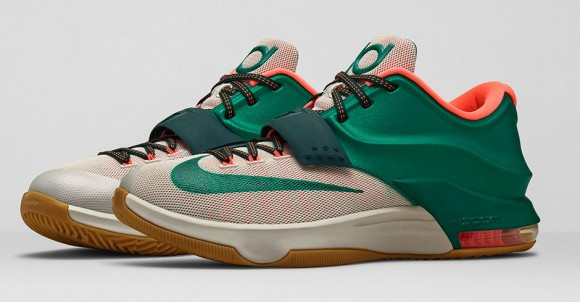 Nike KD7  Easy Money  - A Closer Look - WearTesters 9933d11ca
