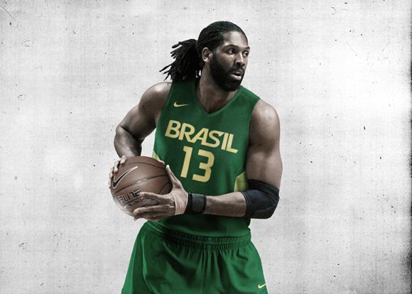Nike Basketball Unveils Brazil Basketball Uniforms - WearTesters 513b1c55c