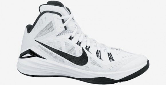 609d30ee5cf9 ... clearance nike hyperdunk 2014 white black weartesters 0cc8f 123df