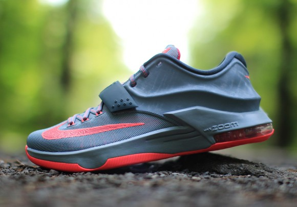separation shoes 15343 d2a1b Nike KD 7  Calm Before the Storm  - Detailed Images + Release ...