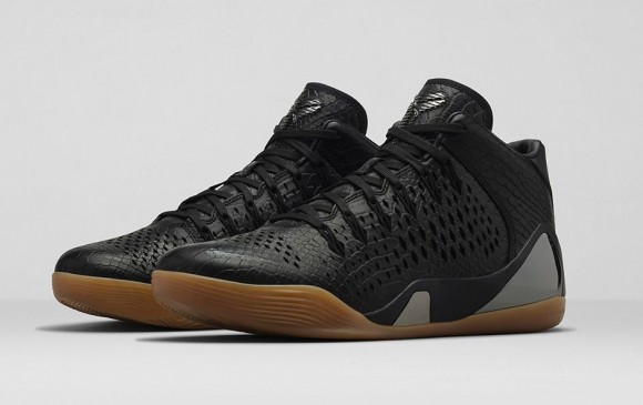 858e1d0fe359 Nike Kobe 9 Mid EXT  Black Mamba  – Official Look - WearTesters