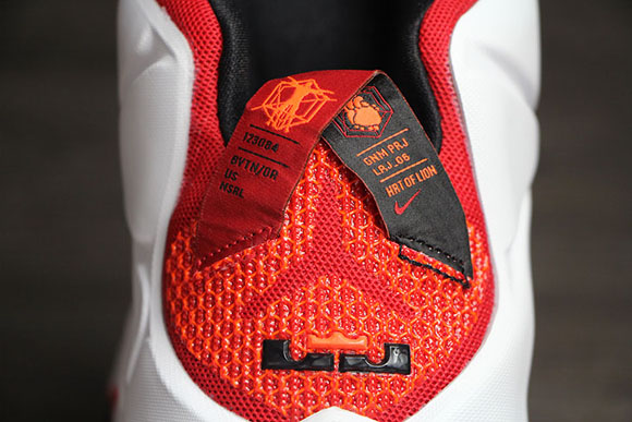 Nike LeBron 12 'Lion Heart' - Detailed Look 14