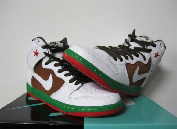 promo code fa0f8 60163 Nike SB Dunk High Cali – Release Date-2