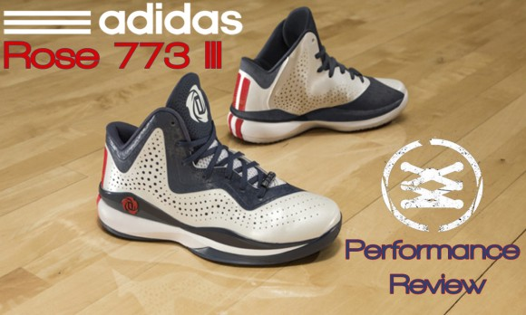promo code 4f8bd 8209d adidas Rose 773 III - Performance Review - WearTesters