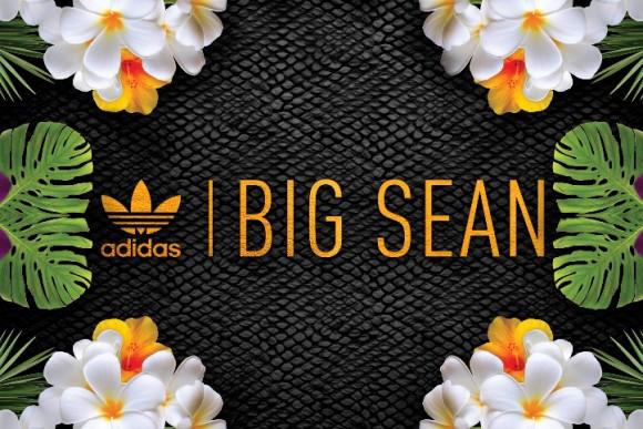 quality design eebb4 2eeb2 adidas Originals Metro Attitude x Big Sean - First Look - We