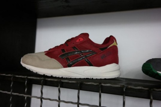 Asics Gel Saga Christmas 2014
