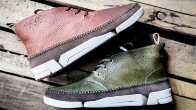 Clarks Technical Footwear - Trigenic