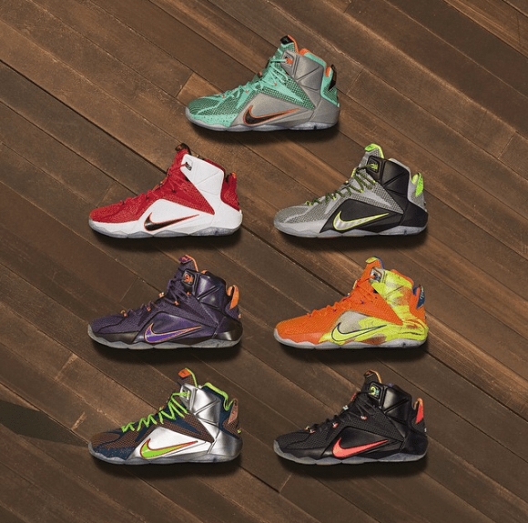 buy online 75e21 e2e4b You Might Also Like. Nike LeBron 12 ...