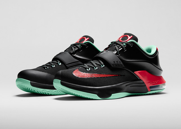 official photos 0e4f5 395aa Nike KD 7  Good Apple  - Official Look + Release ...