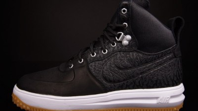 brand new 3e137 78644 Nike Lunar Force 1 Sneakerboot – First Look