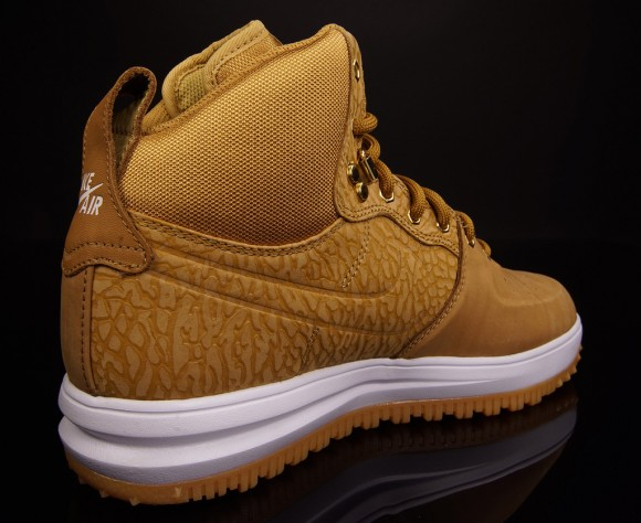 2c55006e2cd52a Nike Lunar Force 1 Sneakerboot  Wheat  - First Look + Release Info ...