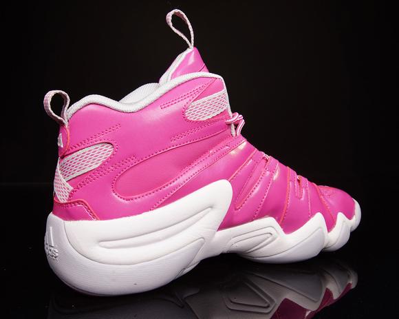 e8297a799 adidas Crazy 8  Breast Cancer Awareness  2 - WearTesters