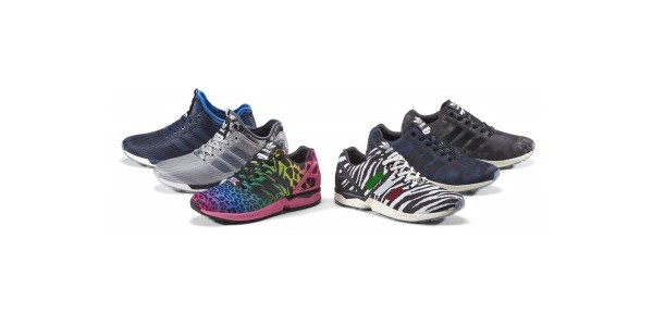 huge discount 4008a 2226f adidas ZX Flux x Italia Independent Collection
