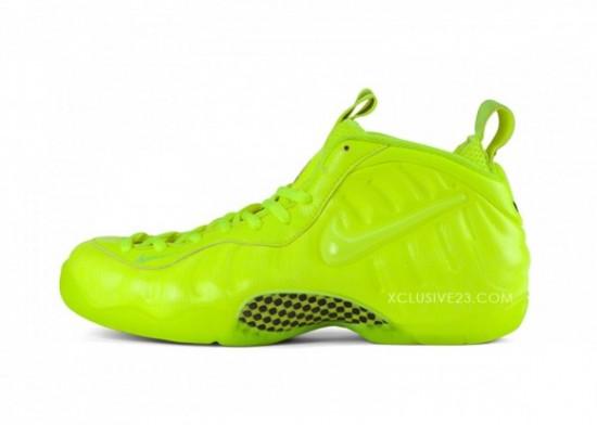 f39910d473c Nike Air Foamposite Pro  Volt  (More Images) - WearTesters