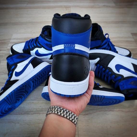Air Jordan 1 x Fragment - Release Info2
