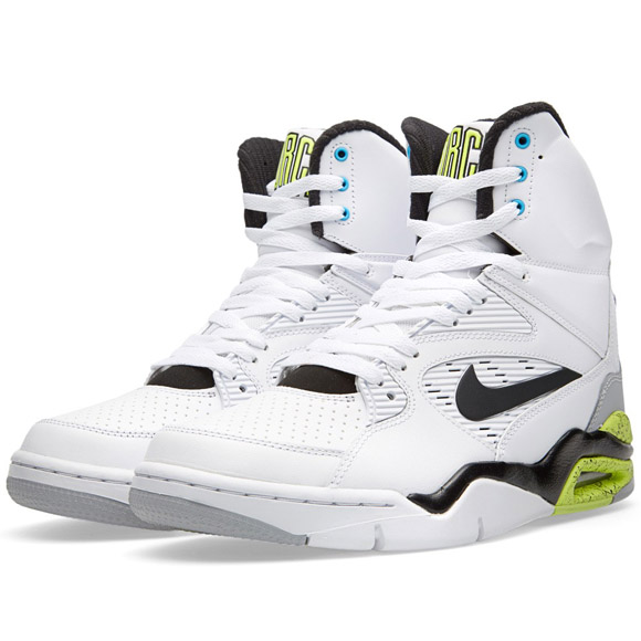 c92a6b860a6850 Nike Air Command Force - Detailed Look   Review - WearTesters