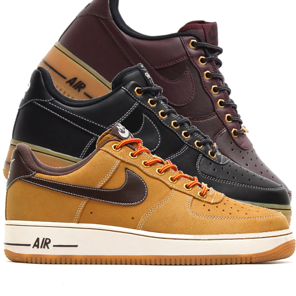 Nike Air Force 1 Low  Winter Workboot  Pack - WearTesters 071e810d3