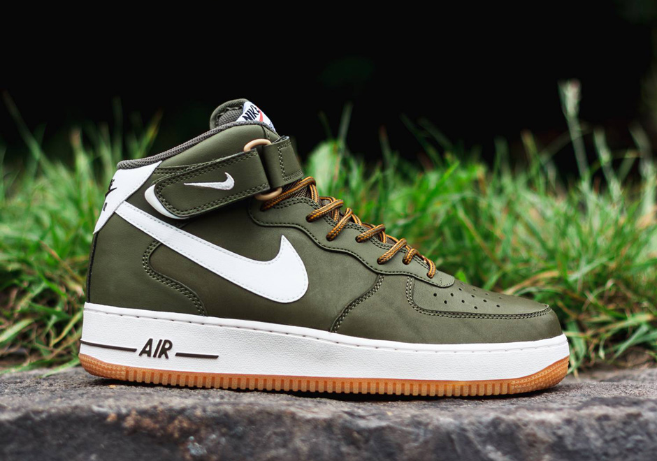 new products 523a2 403b3 ... Nike Air Force 1 Mid Medium OliveSailLight Brown 2 ...