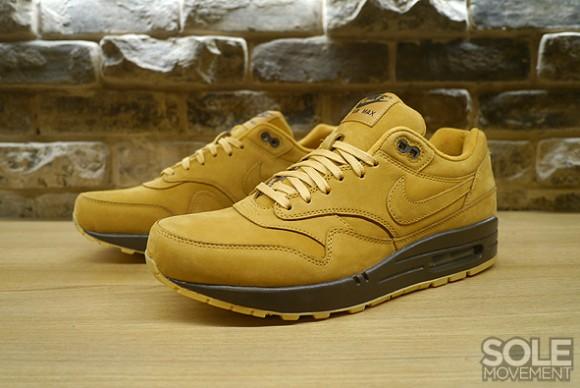 sale retailer ee437 66b2e Nike Air Max 1  Wheat  - Release ...