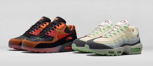 Nike Air Max 'Halloween Pack' - Available Now