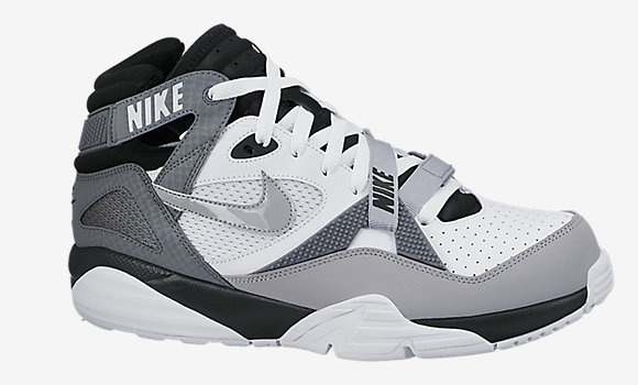 Nike Air Trainer Max  91 White  Black  Cool Grey - Available Now ... 3d1edfc339b4