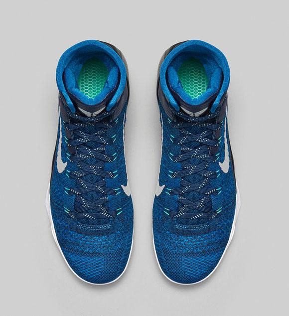 Nike Kobe 9 Elite 'Brave Blue'