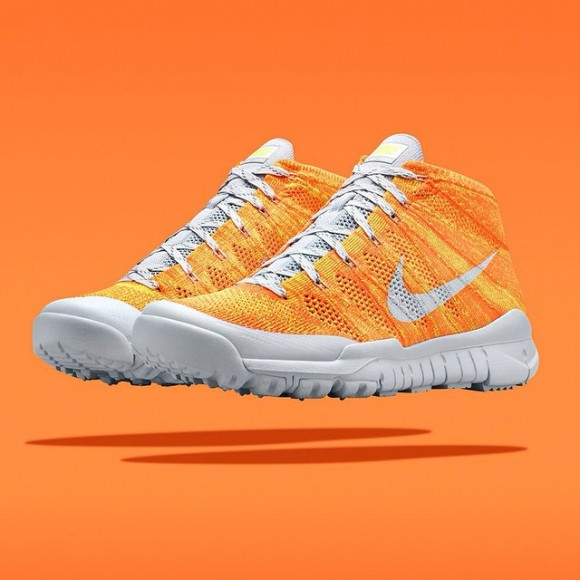 ff1cec42a772 NikeLab Flyknit Trainer Chukka FSB  Orange  White  - Official Images ...