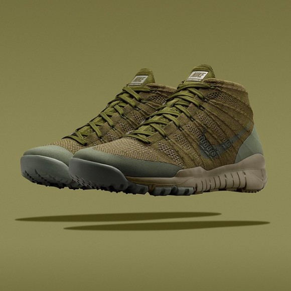 3062c9e90b7f0 ... ebay nikelab flyknit trainer chukka fsb sage and white official images  release info 1 30a7a 847de