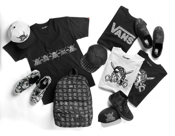 c91e6a9026 Vans x Star Wars  Darkside  Collection - Available Now - WearTesters