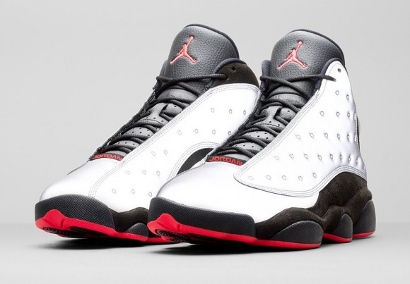 955b24738216 Air Jordan 13 Retro  Reflective Silver  - Release Reminder with ...