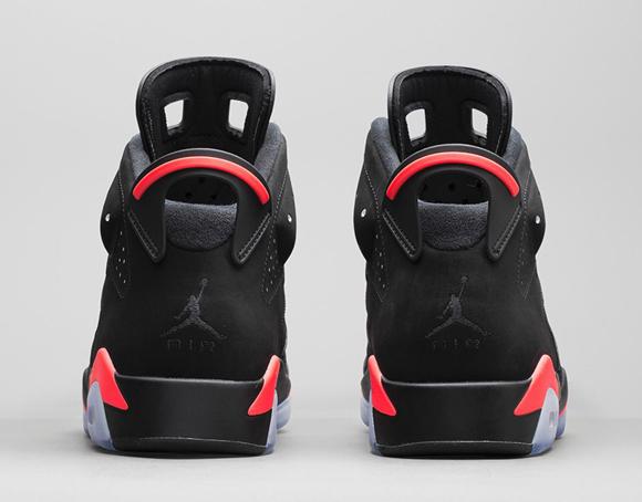 f995d194accf88 ... Air Jordan 6 Retro Black Infrared23 - Official Look + Release Info 4 ...