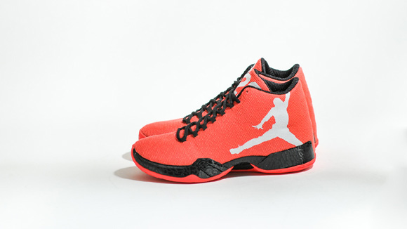 Air Jordan XX9  Infrared 23  - Up Close   Personal - WearTesters 634112a01