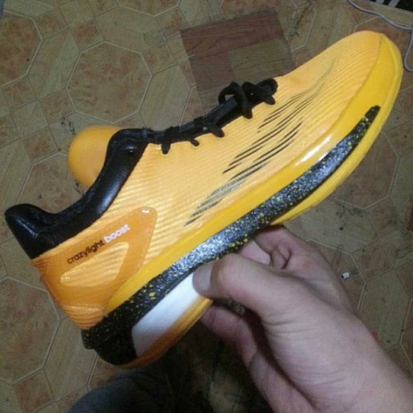 check out bbe64 93611 adidas Crazylight Boost Low Jeremy Lin PE - WearTesters