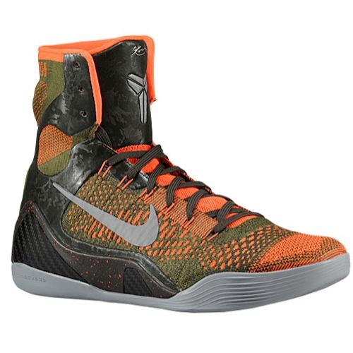 half off caa0c f56d6 Nike Kobe 9 Elite  Sequoia  - Available Now