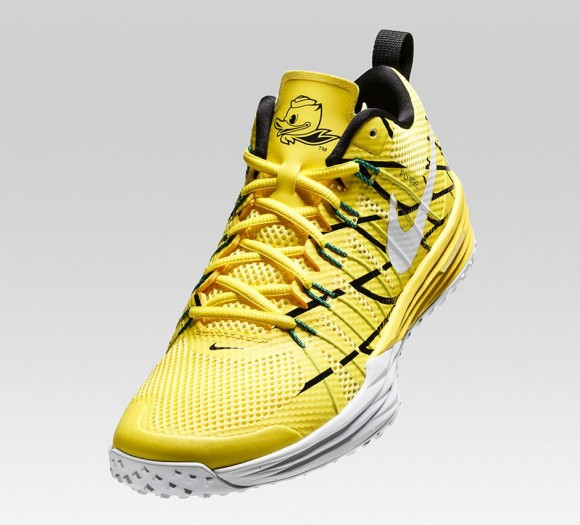 designer fashion 7b247 aa0e5 Nike Lunar TR1  Oregon Ducks  - Release ...