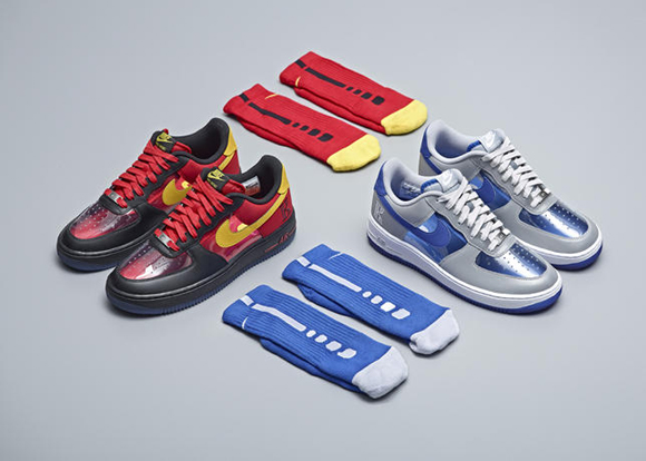 8d16e20c52bc Nike Officially Unveils Kyrie Irving Air Force 1 - WearTesters